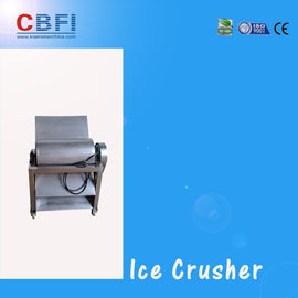 চীন Large Seafood Meat Crush Ice Machine / Ice Crusher Machine Commercial  কারখানা