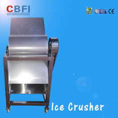 চীন CBFI Stainless Steel 304 Ice Crusher Machine For Bars / Fast Food Shops কারখানা