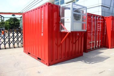 চীন -45 To 15 Degree Container Cold Room / 40 20 Refrigerated Container With Imported Compressor কারখানা