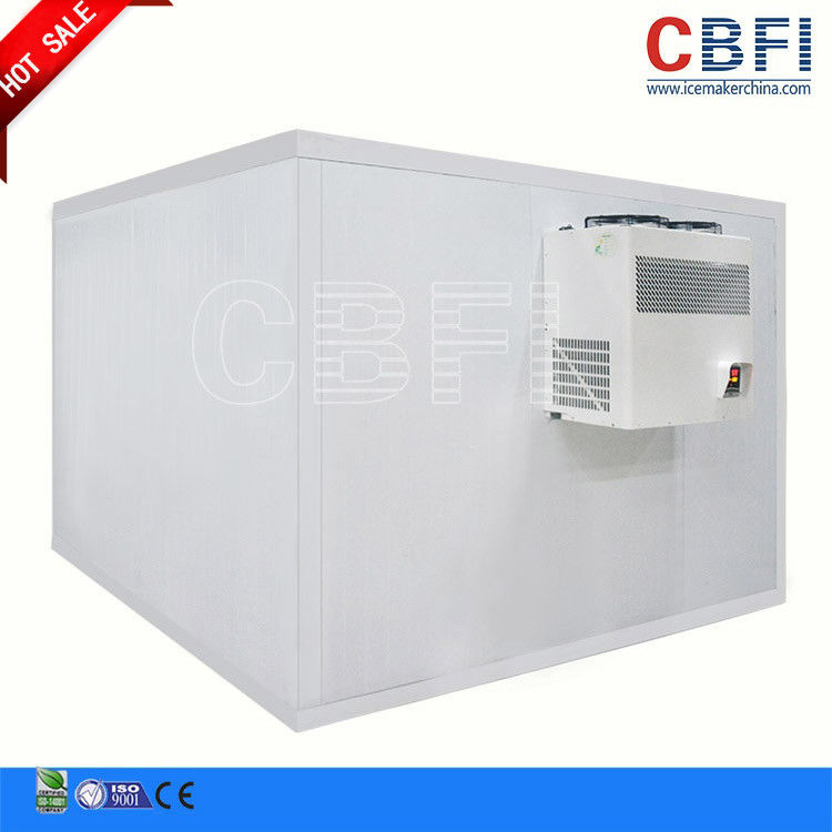 R22 / R404A / R134A Refrigerant Commercial Blast Freezer Fresh Keeping সরবরাহকারী